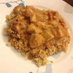 Peanut Butter Chicken Allrecipes.com