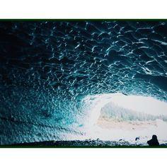 Big four ice caves! Washington!