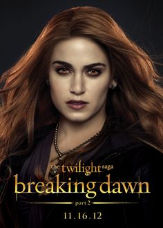 THE TWILIGHT SAGA: BREAKING DAWN – PART 2 Reveals New Images of Vampire Covens   Rosalie