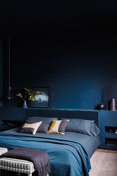 Home Interior Salas Exclusive: Inside Garance Dors L. Home Where Terra Cotta Hues Steal the Show Home Bedroom, Master Bedroom, Bedroom Decor, Bedroom Ideas, Design Bedroom, Bedroom Inspiration, Modern Bedroom, Bedroom Wall, Wall Decor
