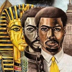 Black history did not begain at slavery. We have a rich and beautiful history. Never let anyone tell you otherwise.