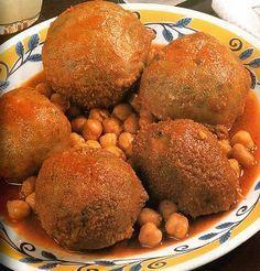 Osbane - tripes farcies algériennes