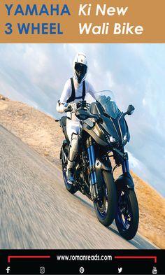 Yamaha Ki New 3 Wheel Wali Bike... #yamaha #yamahadrums #yamahamotor #3wheeler