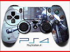 Destiny Sniper PS4 Controller Skin Wrap Sticker Playstation 4 Skin Destiny Skin