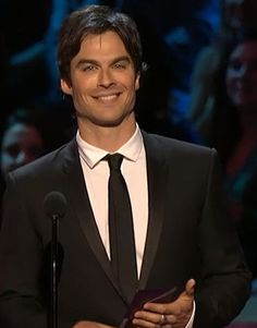 IAN Somerhalder 2013 people's choice awards