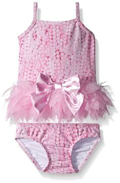 NWT 100/% AUTHENTIC GIRLS//TODDLER DAISY CHAIN ONE PIECE SWIMSUITS SIZE 2T-6X