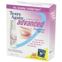 Amazon.com: Tears Again Advanced Liposome Spray (.5 fl. oz.)