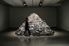 'Welcome to the future' Daniel ARSHAM