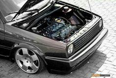 Mk.II Golf GTI