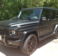 This awesome Mercedes G Wagon belongs to a 19 year old model! Hit the link to see the lucky girl and her impressive fleet of cars...