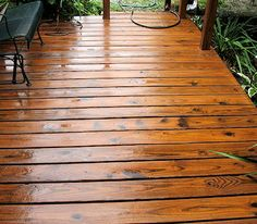 Wattyl Red Cedar Decking Stain House And Garden Ideas
