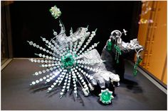 Asian Jeweller Wallace Chan at the Paris Biennale | Sotheby's