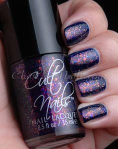 Cult Nails 'Seduction' - amazing looking polish and beautiful photography