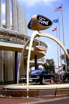 Mustang Worlds Fair