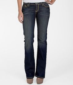 BKE Kate Boot Stretch Jean- pretty, flattering in a dark wash and mid rise