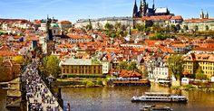 Roteiro de um dia em Praga   República Checa #Praga #República_Checa #europa #viagem