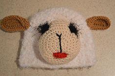 Little lamb Hat ~ free pattern ᛡ