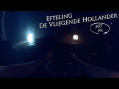 Efteling 2019 Flying Dutchman 360 VR POV Onride