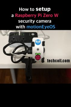 Do you have a Raspberry Pi Zero W and a Raspberry Pi Camera module? If that's the case, you can refer to this guide to setup a Raspberry Pi Zero W security camera with motionEyeOS for home surveillance. Home Security Alarm, Home Security Tips, Wireless Home Security Systems, Security Cameras For Home, House Security, Arduino, Cctv Camera For Home, Raspberry Pi Camera, Best Alarm