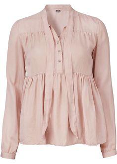Pudderrosa Skjorte 23615 Gustav Frill Top - rose
