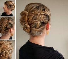 do-it-yourself braids...