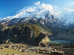 Annapurna, NepalMany travellers in Nepal head there to do the Annapurna Circuit, a two-week hike in ... - Corbis