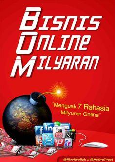 Buku Motivatweet Dan Fikry Fatullah | BOM: Bisnis Online Milyaran