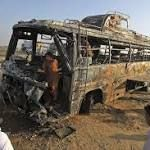News at Edge: Bus, Oil Truck Crash in Southern Pakistan, Killing...