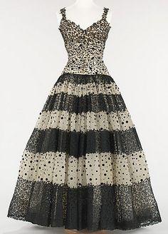 Cristobal Balenciaga c1945 | The Met