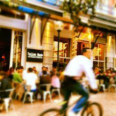 Athens's center hot spot