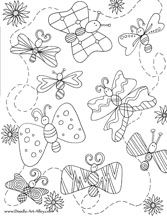 Free printable Bug and Insect Coloring Pages from Doodle Art Alley Insect Coloring Pages, Butterfly Coloring Page, Animal Coloring Pages, Colouring Pages, Printable Coloring Pages, Coloring Pages For Kids, Coloring Books, Butterfly Art, Coloring Sheets
