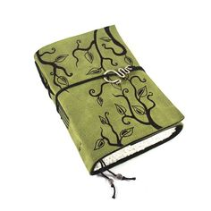 Beautiful!! Overgrown, Journal, Leather, Diary, Notebook