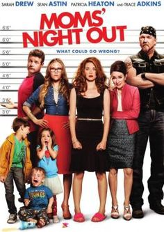 Moms' Night Out, Movie on Blu-Ray, Comedy Movies, Family Movies, even more movies, even more movies on Blu-Ray