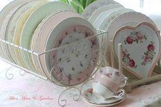 Vintage china!