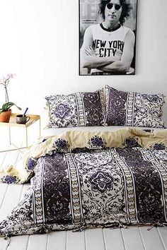 Magical Thinking Boho-Stripe Duvet Cover - Urban Outfitters  WANT WANT WANT