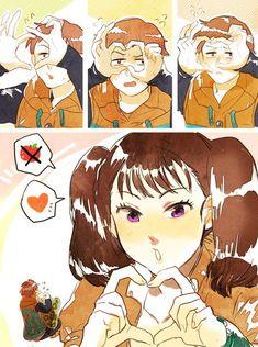 Curte The Seven Deadly Sins? Descubra todos os personagens no Global Geek! Seven Deadly Sins Anime, 7 Deadly Sins, Fanarts Anime, Manga Anime, Anime Couples Manga, Anime Art, Anime Meme, 7 Sins, Anime Characters