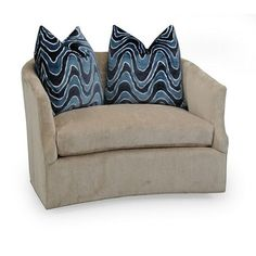 Stanford Furniture Laine Chair 1/2