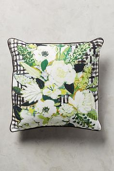 Langlade Floral Cushion