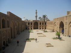 Abbasid palace of Caliph Al Nasir li-Din Allah, Baghdad, Iraq