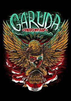 Eagle Pictures, Monkey Art, Indonesian Art, Samurai Tattoo, Fantastic Art, Illustrations And Posters, Galaxy Wallpaper, Vector Art, Cool Art
