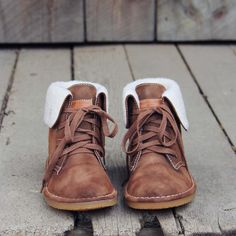 The Snowy River Booties: Alternate View #3