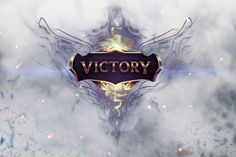 "awesome wallpapper ""Victory"""