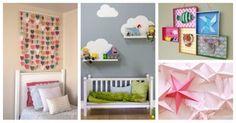 Ideas para decorar una habitación infantil