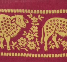 Textile / sample