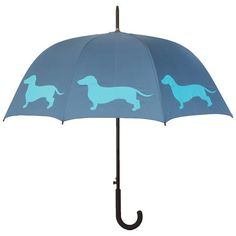 I pinned this Dachshund Walking Stick Umbrella from the Colorful Companions event at Joss and Main!