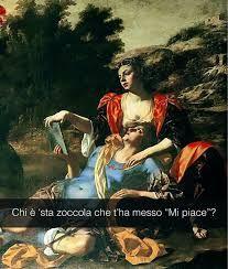 Risultati immagini per se i quadri potessero parlare