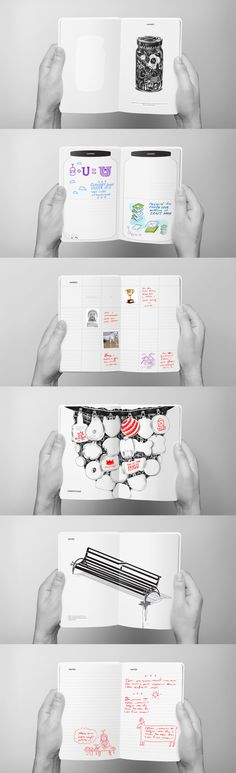 LEVSHA DESIGNER DIARYFOR DESIGNERS AND CREATIVEPROFESSIONALSThe diary is created for designers, as well as people of other creative professions. It will help you to organize your plans really easy, structure the working schedule, make notes of your id…