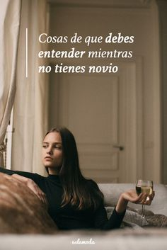 Cosas que debes entender mientras no tienes novio - Welcome to our website, We hope you are satisfied with the content we offer. Entrepreneur Motivation, Life Motivation, Motivational Phrases, Girl Tips, Study Tips, Pretty Little Liars, Self Improvement, Self Love, Growing Up