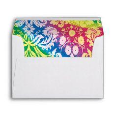 Boho Luxe Wedding Envelope - spring gifts beautiful diy spring time new year