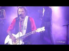 Victime de l'amour - Johnny Hallyday Les Arènes de Nîmes 02/07/2015 © Fl...